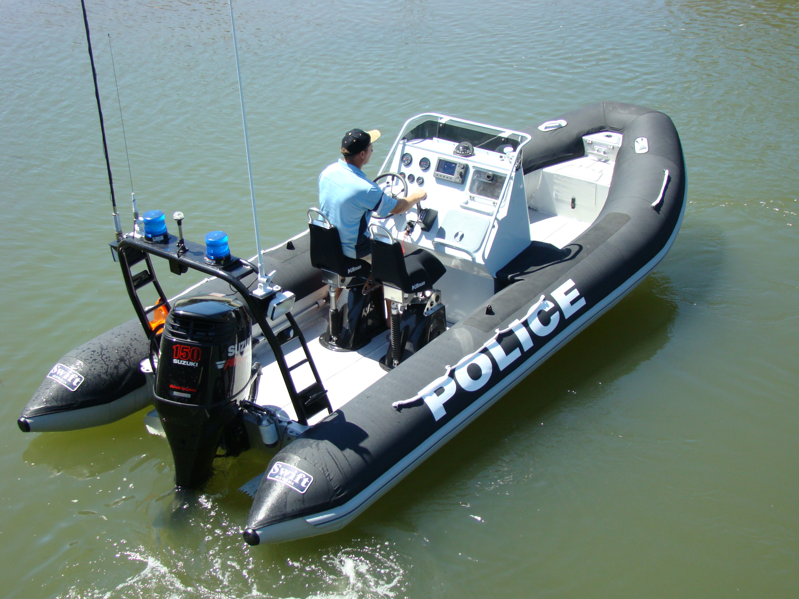 Queensland Water Police